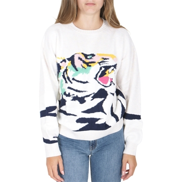 Kenzo Sweater Tiger 18008 Neutral