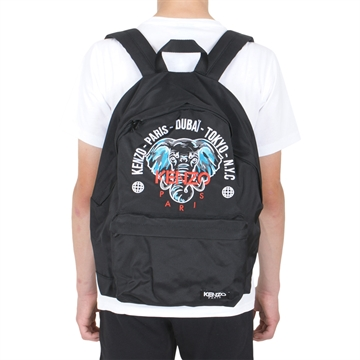 Kenzo Backpack 95518 Black
