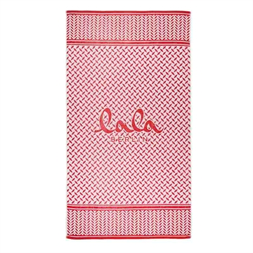 Lala Berlin Beach Towel Kufiya Watermelon