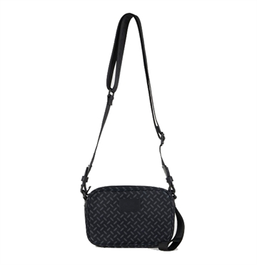Lala Berlin Crossbody New Agatha Classic Black