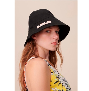 Lala Berlin Bucket Hat Alvis Black