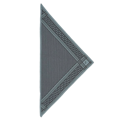 Lala Berlin Triangle Monogram Grey On Mercury S