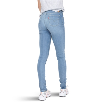 Levis Girls Jeans 720 High Rise Super Skinny Pyramids