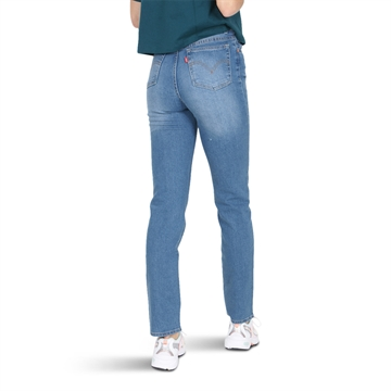 Levis Girls Ribcage Denim Pants Jive Swing