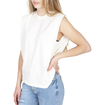 Designers Remix Muscle Tee Mandy 17037 Cream