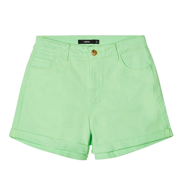 LMTD Atones Mom Shorts Paradise Green