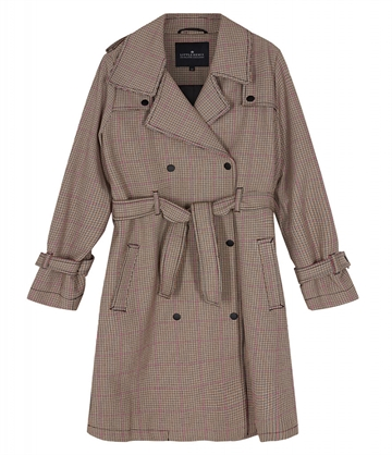 Little Remix Trench Coat Babette tern