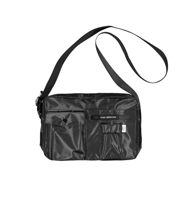 Mads Nørgaard Recycled Bel Air Cappa Bag Black