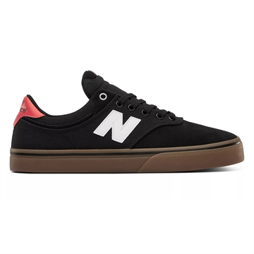 New Balance Numeric 255  Black / White NM255BPB