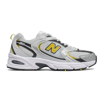New Balance Sko 530 White yellow MR530UNX
