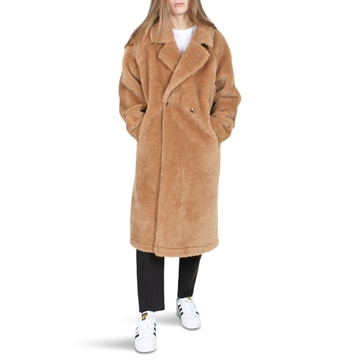 On Me Long Jacket 19-0513 Camel