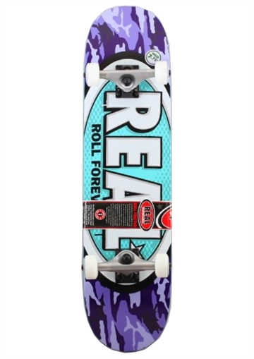 Real Complete Skateboard 7,75
