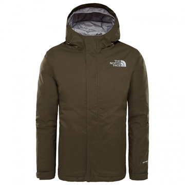 The North Face Jakke Snow Quest New Taupe