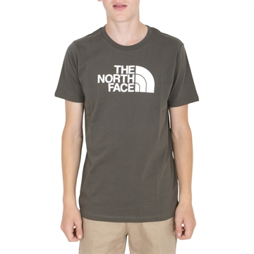 The North Face Easy Tee New Taupe/White