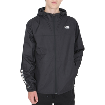 The North Face Reactor Wind Jacket Black