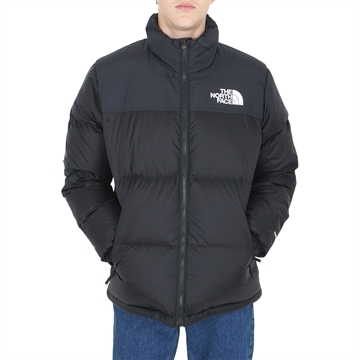 The North Face Retro Nuptse Jacket Black