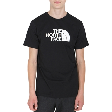 The North Face Easy s/s Tee Black/Glow In The Dark