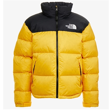 The North Face Retro Nuptse Jacket Summit Gold