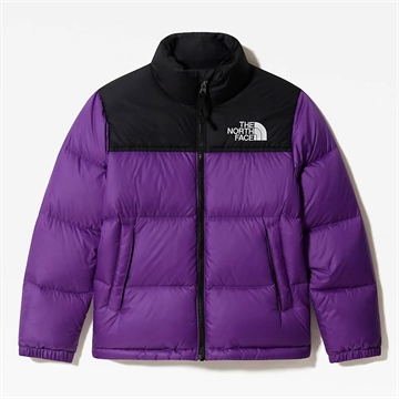 The North Face Retro Nuptse Jacket Peak Purple