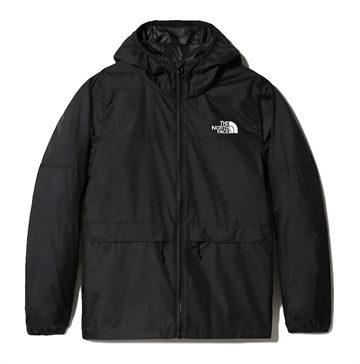 The North Face Jakke Lobuche Windshell  Black