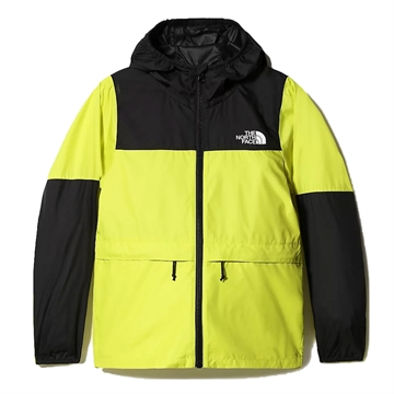 The North Face Jakke Lobuche Windshell SULPHUR SPRING GREEN