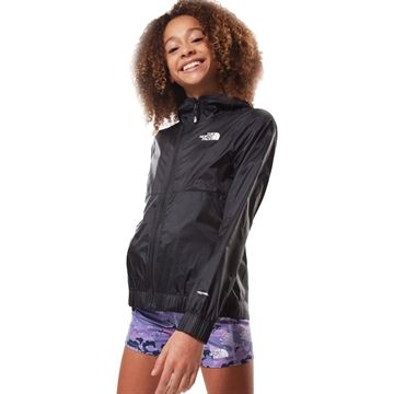 The North Face Jakke Girls Reactor Black