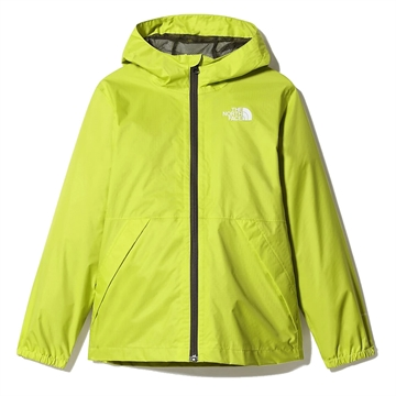 The North Face Jakke Zipline Rain SULPHUR SPRING GREEN