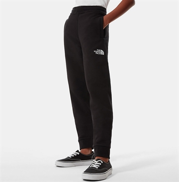 The North Face Sweat Bukser Black / White