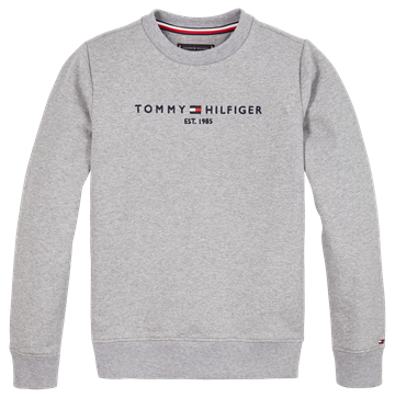 Tommy Hilfiger Sweatshirt CN Essential 05797 Grey Heather