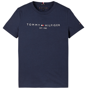 Tommy Hilfiger T-shirt Essential 05844 Twilight Navy