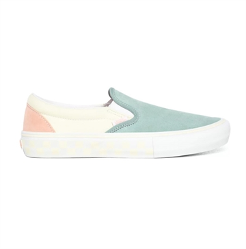 Vans sko SLIP ON PRO Washout Blue/Antique