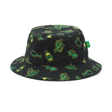 Vans X Shake Junt Bucket Hat Black