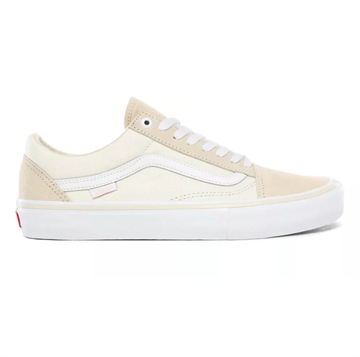Vans sko OLD SKOOL PRO Marshmallow/White