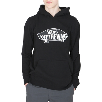 Vans Sweat Hoodie Off The Wall Black / White outline