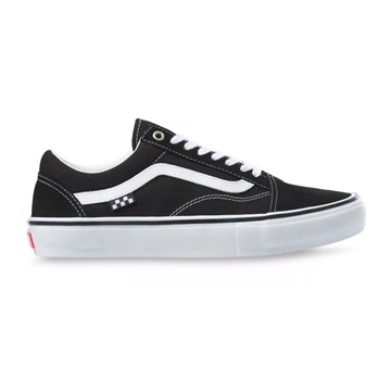 Vans Skate Sko Old Skool Black / White