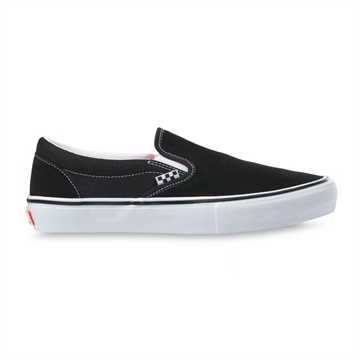 Vans Skate Slip On Black / White