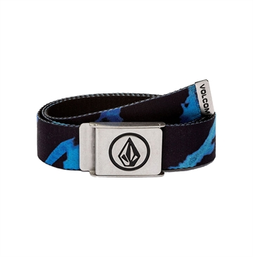Volcom Belt Circle Web TDY