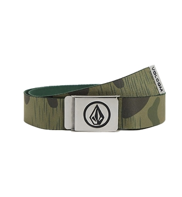 Volcom Belt Circle Web CAM