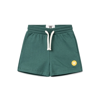 Wood Wood Shorts Double A Vic 5202-2424 Faded Green